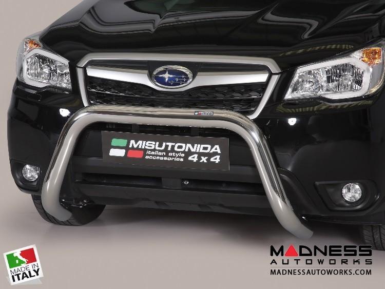 Subaru Forester Bumper Guard - Front - Super Bar by Misutonida