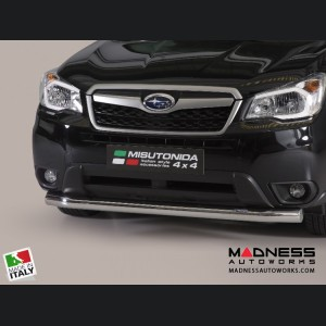 Subaru Forester Bumper Guard - Front - Slash Bar Bumper Protector by Misutonida