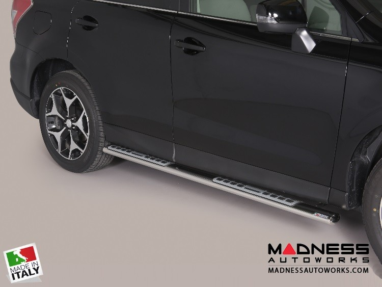 Subaru Forester Side Steps - V3 by Misutonida