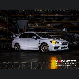Subaru WRX/STi C-Light Switchback LED Halos - Switchback