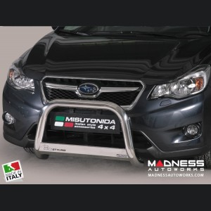 Subaru XV Crosstrek Bumper Guard - Front - Medium Bumper Protector by Misutonida