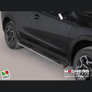 Subaru XV Crosstrek Side Steps - V2 by Misutonida