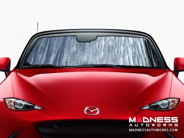 Mazda Miata Sun Shade/ Reflector - Front Windshield - w/ Sensor