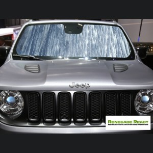 Jeep Renegade Windshield Reflector by Intro-Tech
