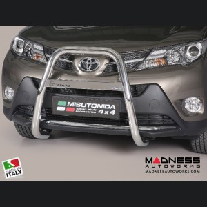 Toyota RAV4 Bumper Guard - Front - High Medium Bumper Protector by Misutonida