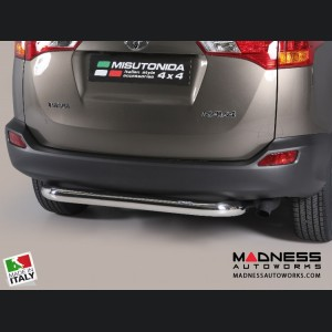 Volkswagen Tiguan Bumper Guard - Rear by Misutonida