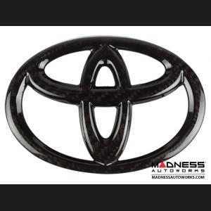 Toyota Highlander Emblem - Carbon Fiber