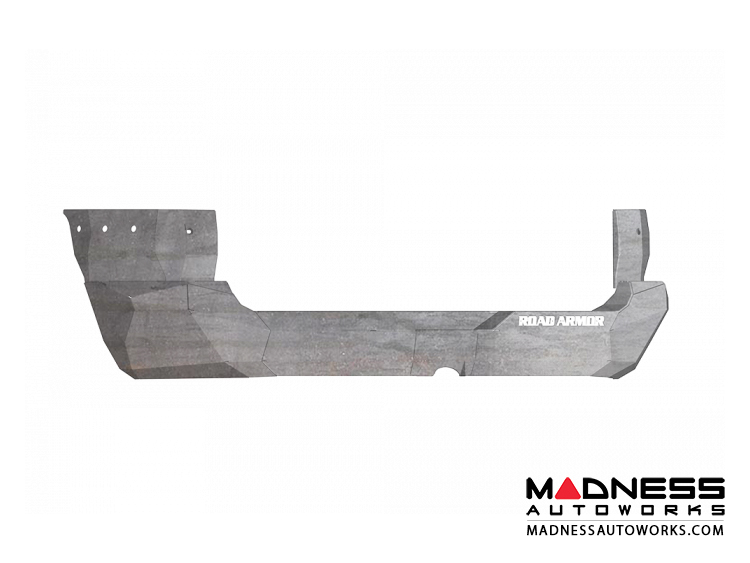 Toyota FJ Cruiser Stealth Rear Non-Winch Bumper - Raw Steel