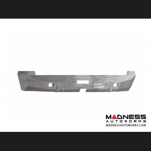 Toyota Tundra Stealth Rear Winch Bumper - Raw Steel WARN M8000 Or 9.5xp