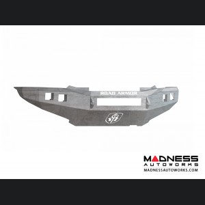 Toyota Tacoma Stealth Front Non-Winch Bumper - Raw Steel