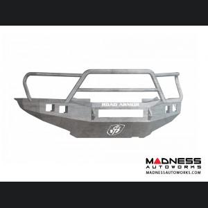 Toyota Tacoma Stealth Front Non-Winch Bumper Lonestar Guard - Raw Steel