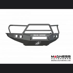 Toyota Tacoma Stealth Front Non-Winch Bumper Lonestar Guard - Texture Black