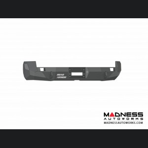 Toyota Tacoma Stealth Rear Winch Bumper - Texture Black WARN M8000 Or 9.5xp