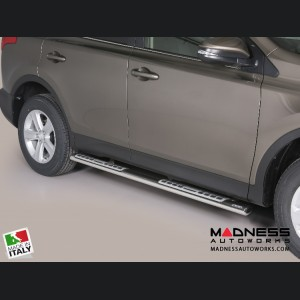 Toyota RAV4 Side Steps - V3 by Misutonida