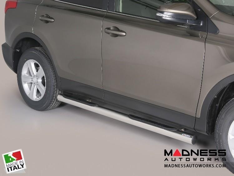 Toyota RAV4 Side Steps - V1 by Misutonida
