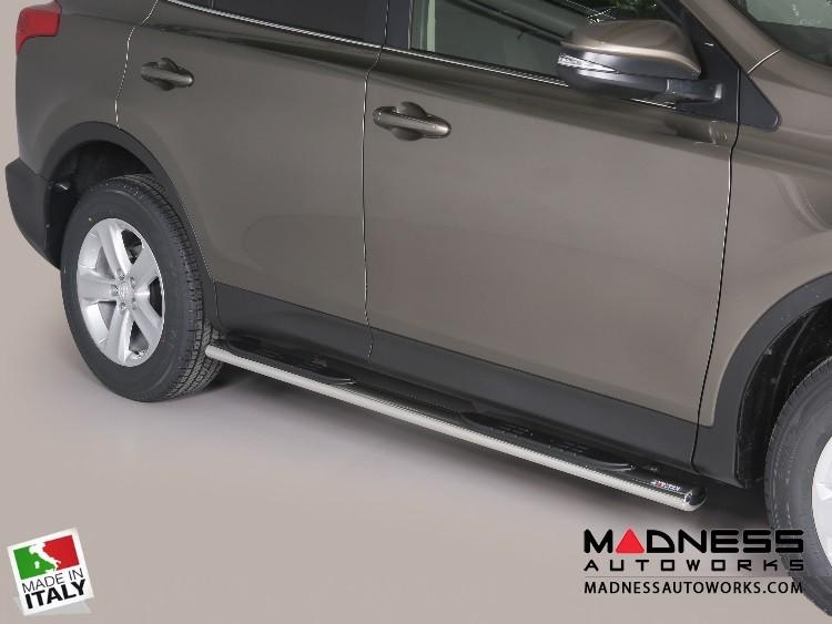 Toyota RAV4 Side Steps - V2 by Misutonida