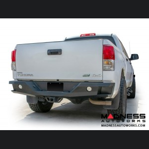 Toyota Tundra Rear Bumper - 12,500 LB Winch Ready