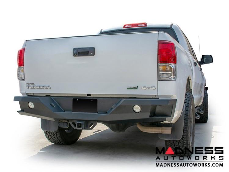 Toyota Tundra Rear Bumper - 12,500 LB Winch Ready
