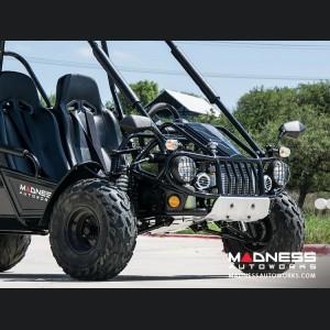 Go Kart - Full Size 4 Seater - 300 XRS4 - Black