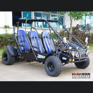 Go Kart - Full Size - 4 Seater - 300 XRS4 - Blue