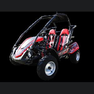 Go Kart - Small/ Mid Size - Blazer 200R - Red