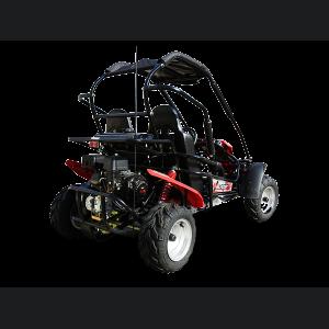 Go Kart - Small/ Mid Size - Blazer 200R - Blue