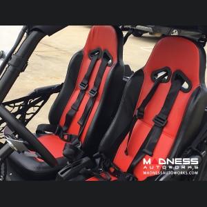 UTV - Challenger 300X - Deluxe - Red