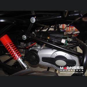UTV - Challenger 300X - Deluxe - Carbon Fiber Finish