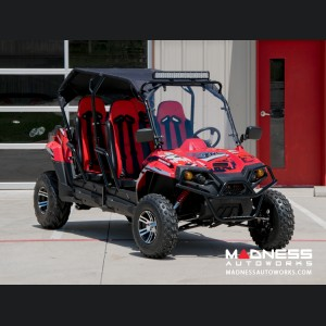 UTV - Challenger4 300EX - EFI Deluxe - Red