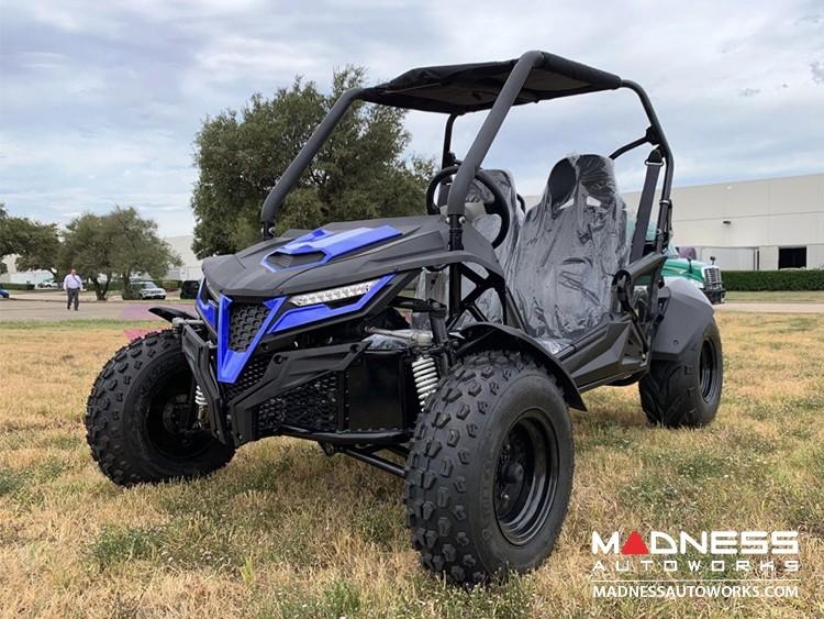 Go Kart - Full Size - Cheetah 150 - Blue