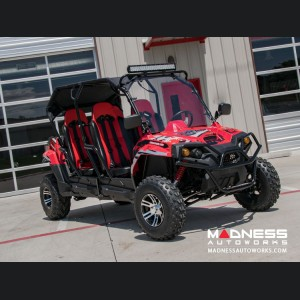 UTV - Challenger4 200EX Deluxe - Red