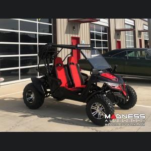 Go Kart - Full Size - Cheetah 150X - Red