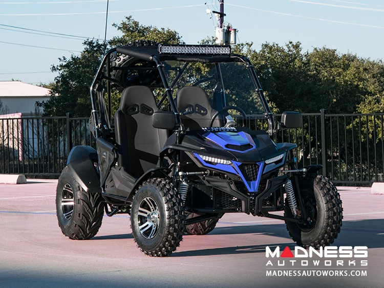 Go Kart - Full Size - Cheetah 150X - Blue