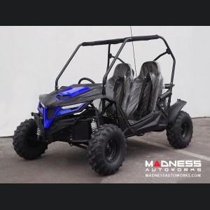 Go Kart - Mid Size - Cheetah 8 - Blue