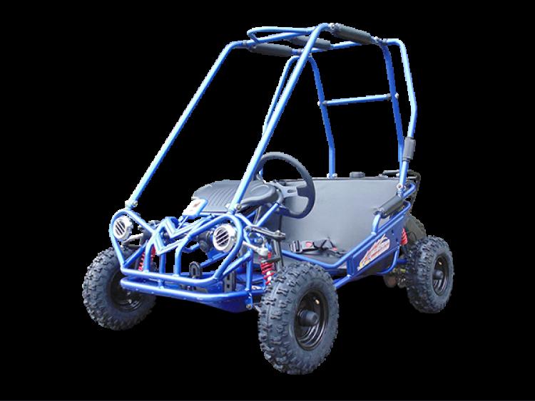 Go Kart - MINI XRS+ - Base Model - Blue