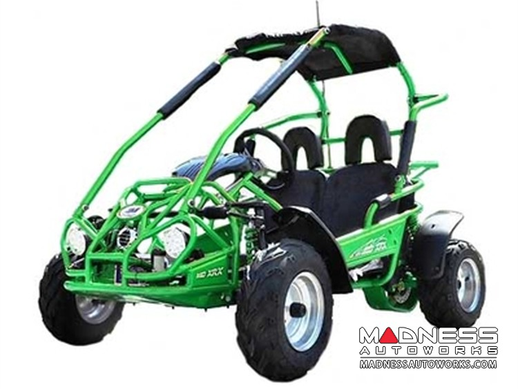 Go Kart - MID XRX/ R+ - Green