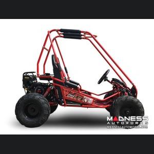 Go Kart - MINI XRS/ R+ - Deluxe Model - Black