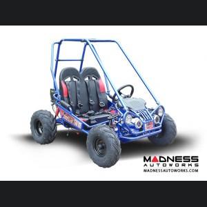 Go Kart - MINI XRX/ R+ - Deluxe Model - Blue