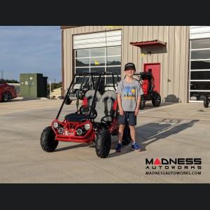 Go Kart - MINI XRX+ - Deluxe Model - Red