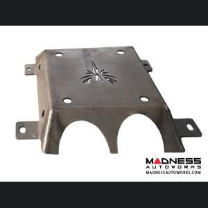 Jeep Compass Skid Plate - Drive Shaft - V2 - Black Powdercoat Finish