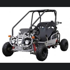 Go Kart - Mini Raptor - Deluxe Model - Black