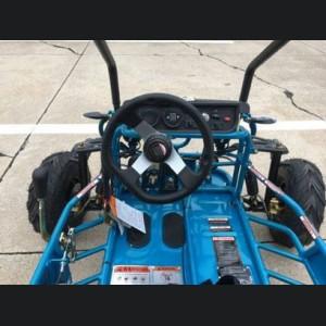 Go Kart - Mini Raptor - Deluxe Model - Red