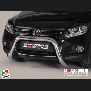 Volkswagen Tiguan Bumper Guard - Front - Super Bar by Misutonida