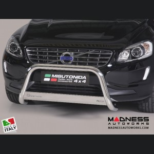 Volvo XC 60 Bumper Guard - Front - Medium Bumper Protector by Misutonida