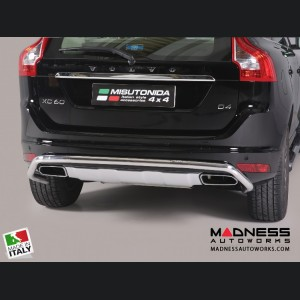 Volvo XC 60 Bumper Guard - Rear by Misutonida