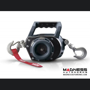 Warn Drill Powered Portable Winches by Warn
