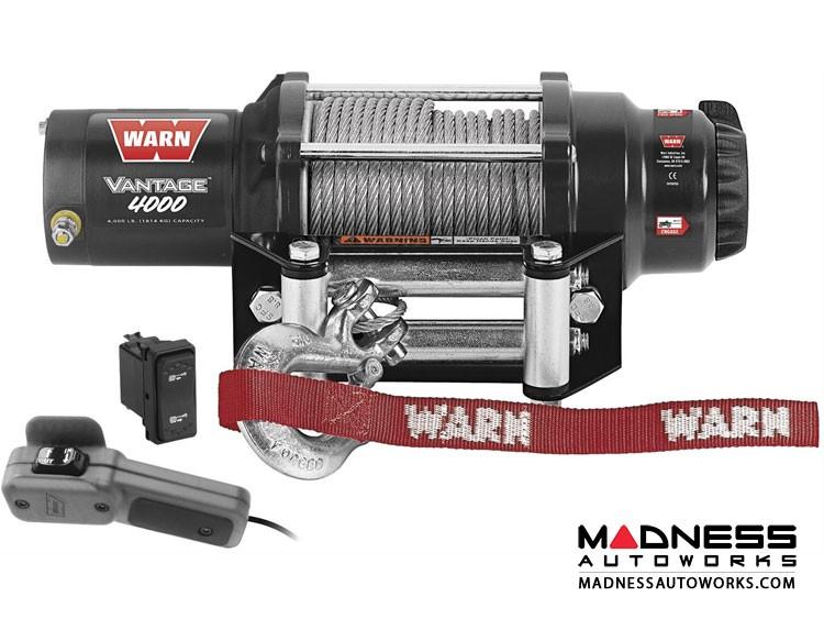 Powersports Vantage 4000 Winch by Warn