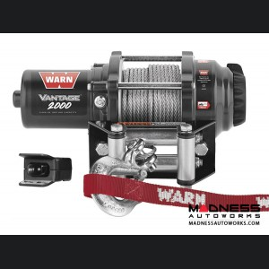 Vantage 2000 Winches by Warn
