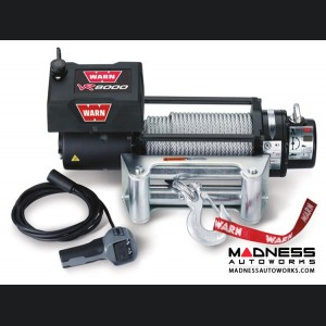 Truck Winches by Warn - VR8000