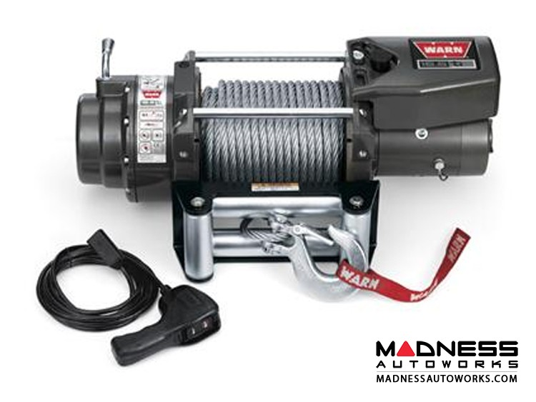 Thermometic Truck Winches by Warn - 16.5 TI